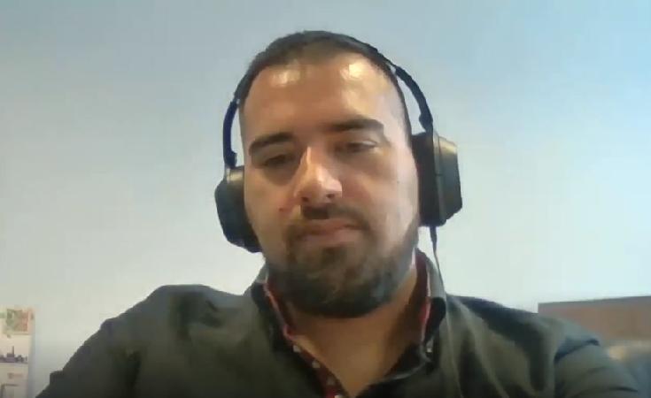 Renato Campus Giraldo, security architect diCybertech