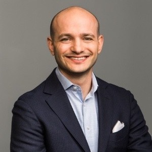 Adam Blitzer, Evp e GM Digital di Salesforce