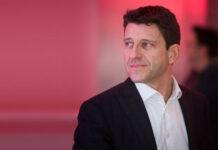 Alessandro Canzian, responsabile marketing per le Grandi Aziende e per la Pubblica Amministrazione di Vodafone Business