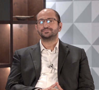 Mario Attubato, corporate head of digital transformation Saipem