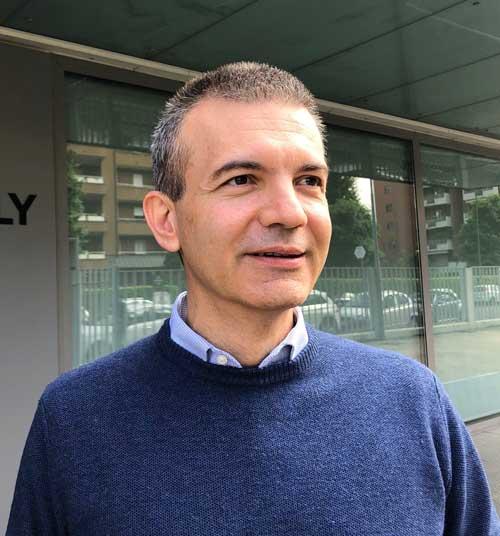 Piercarlo Benetti, associate partner Logistics Reply