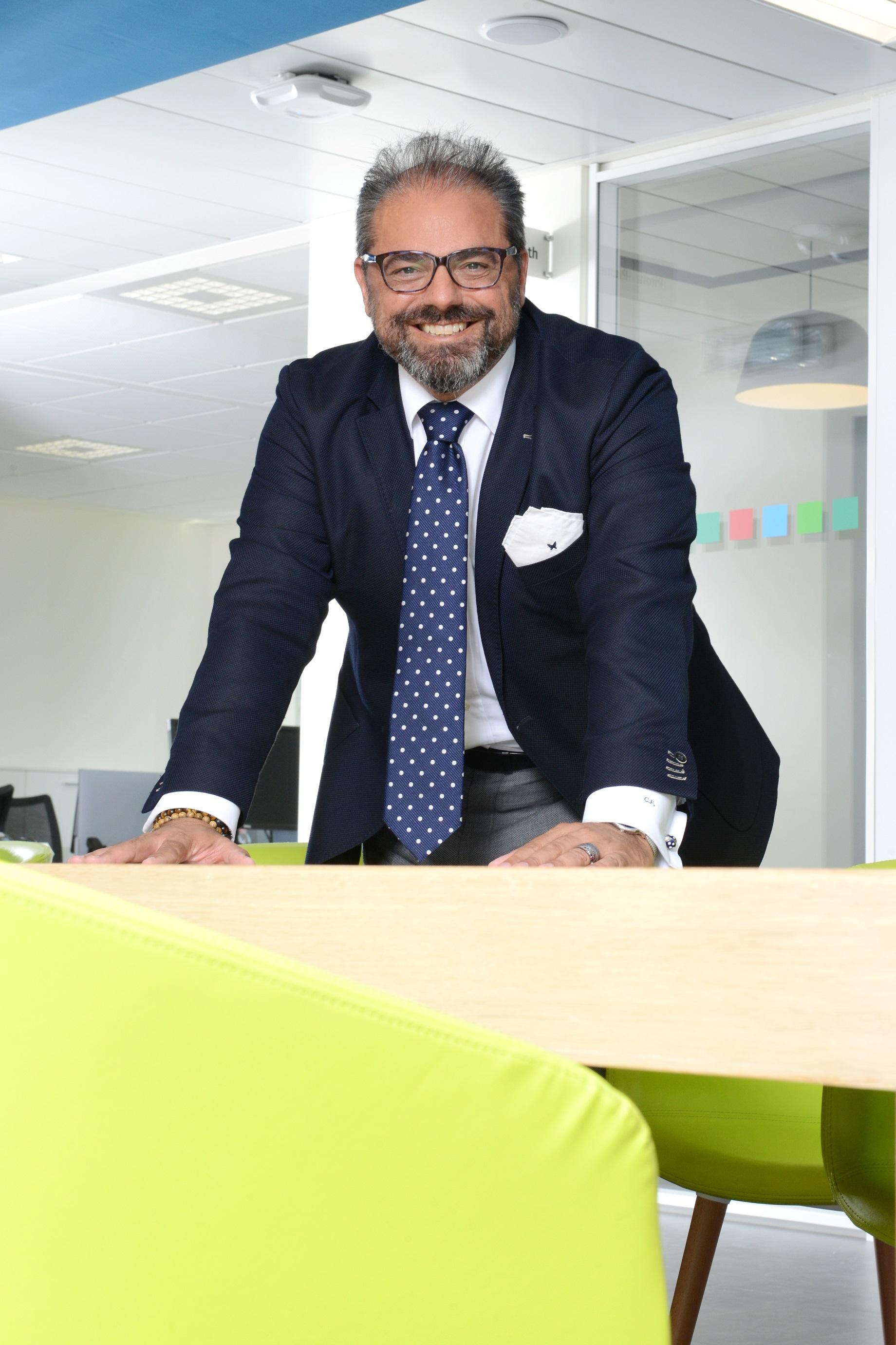 Claudio Ferrante, director sales di Wolters Kluwer Tax & Accounting Italia