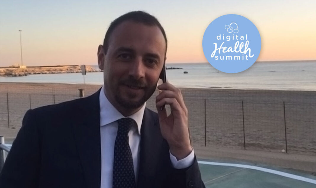 Umberto Lambiase, Account Manager, Life Science, Process and Food & Beverage markets di Engineering