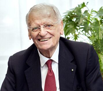 Enrico Salza, presidente di Tinexta
