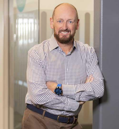 Gordon Thomson, vice president, technologies, Emear di Cisco