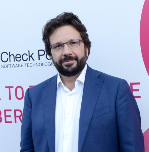 Marco Urciuoli, country manager Check Point Italia