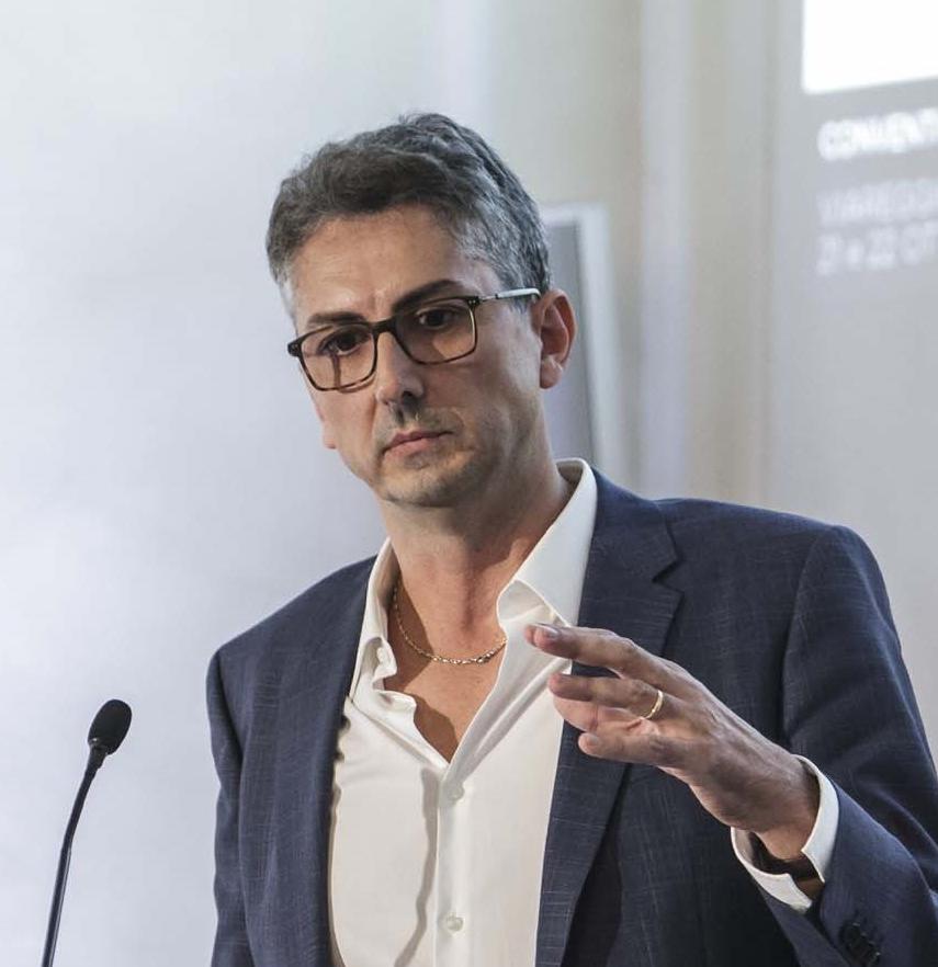 Maurizio Barsacchi, direttore Innovazione e Sistemi di Conad Nord Ovest