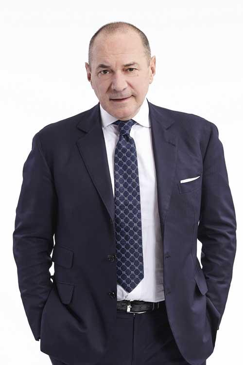Mauro Marchiaro, strategy & consulting lead Italy, Central Europe & Greece di Accenture