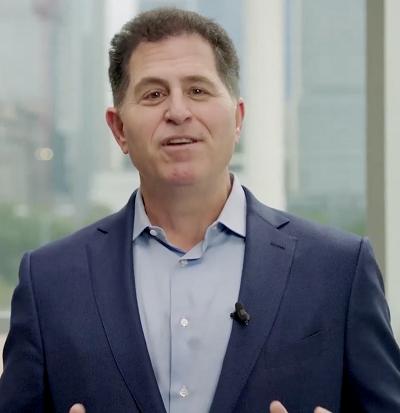 Michael Dell - chairman e Ceo di Dell Technologies