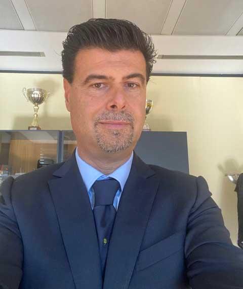 Pierpaolo Taccini, manager di Tim