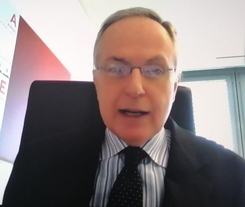 Pietro Guindani, presidente di Asstel