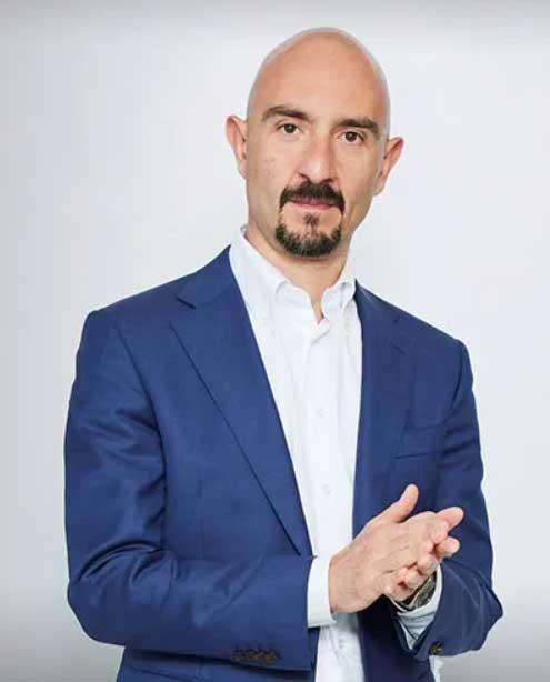 Carlo Carollo, vicepresidente della divisione Telefonia di Samsung Electronics Italia