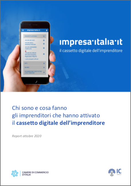 Impresa.italia.it, il cassetto digitale dell