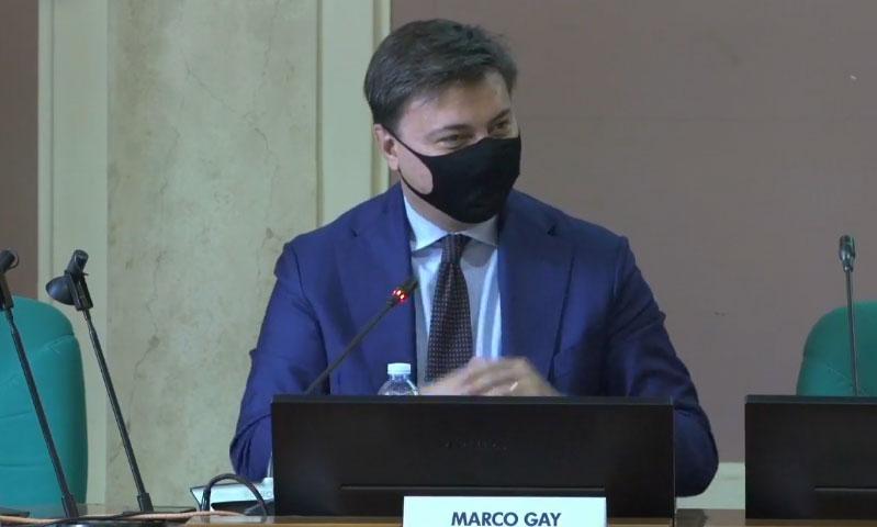 Marco Gay, Marco Gay, presidente di Anitec-Assinform