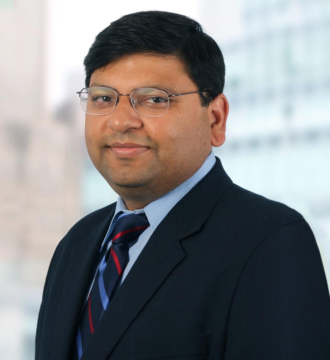 Ankur Agrawal, a capo della linea di servizi finanziari in Nord America di McKinsey