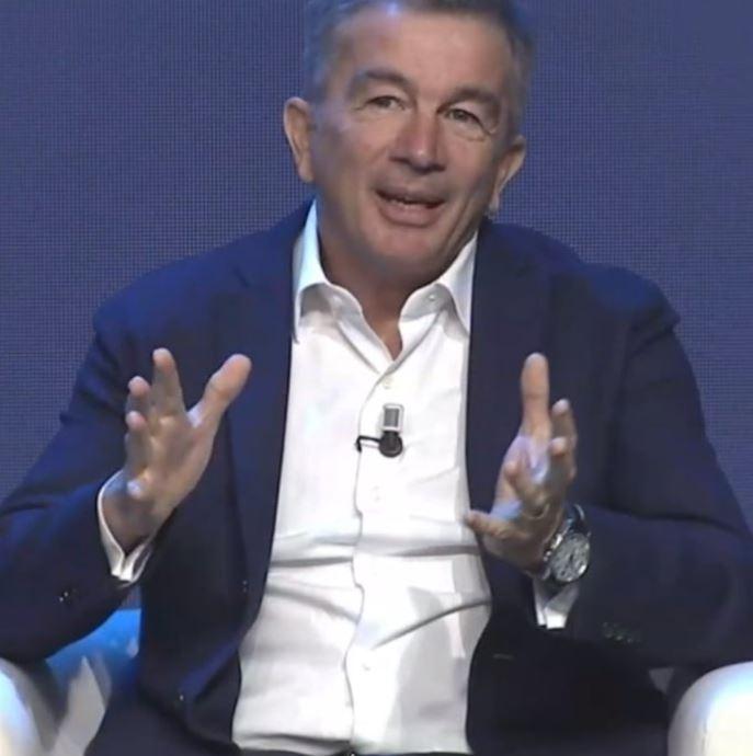 Augusto Soveral, Vp di Tech Data Italia