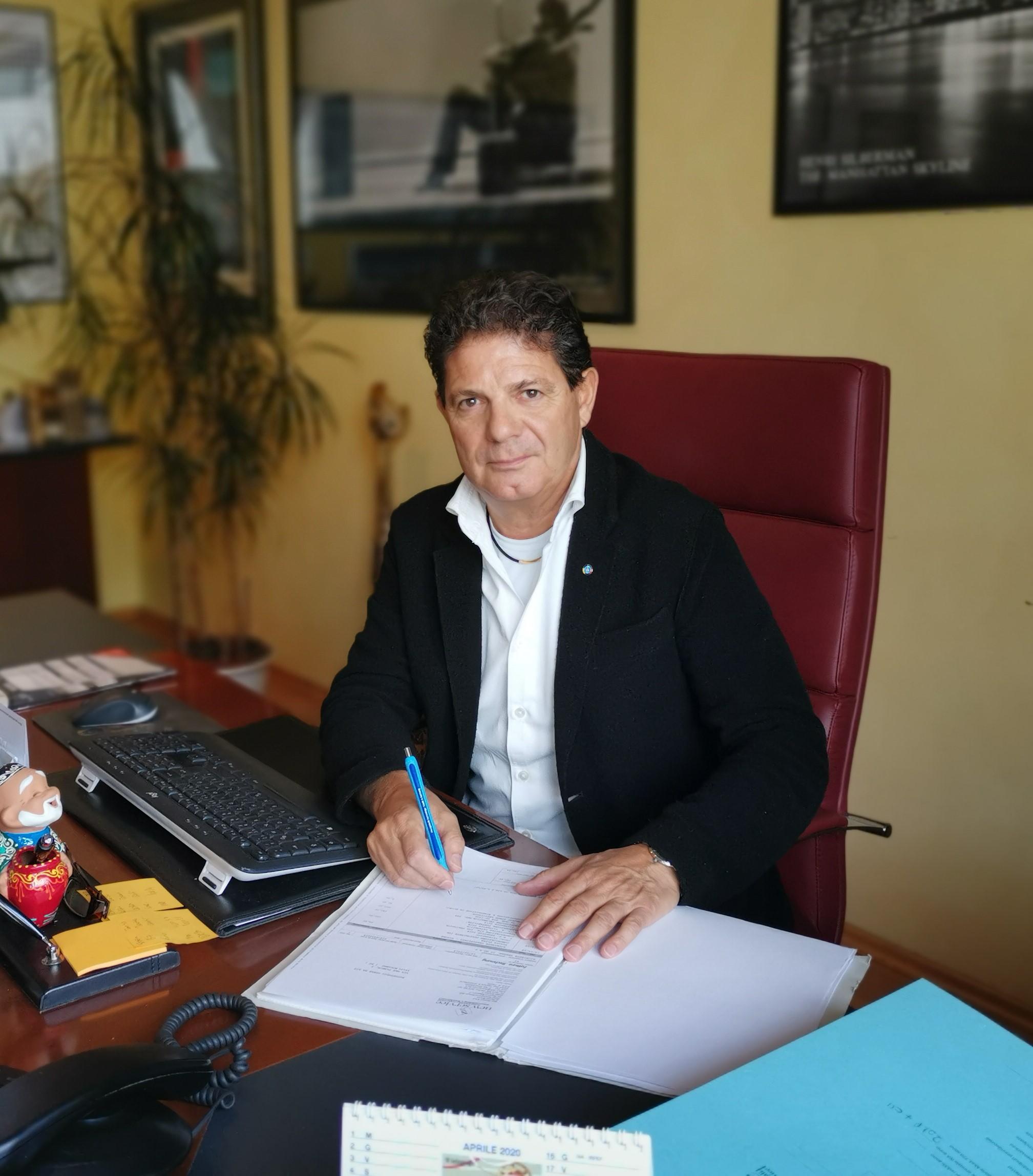 Bruno Festini Battiferro, Studio New Service