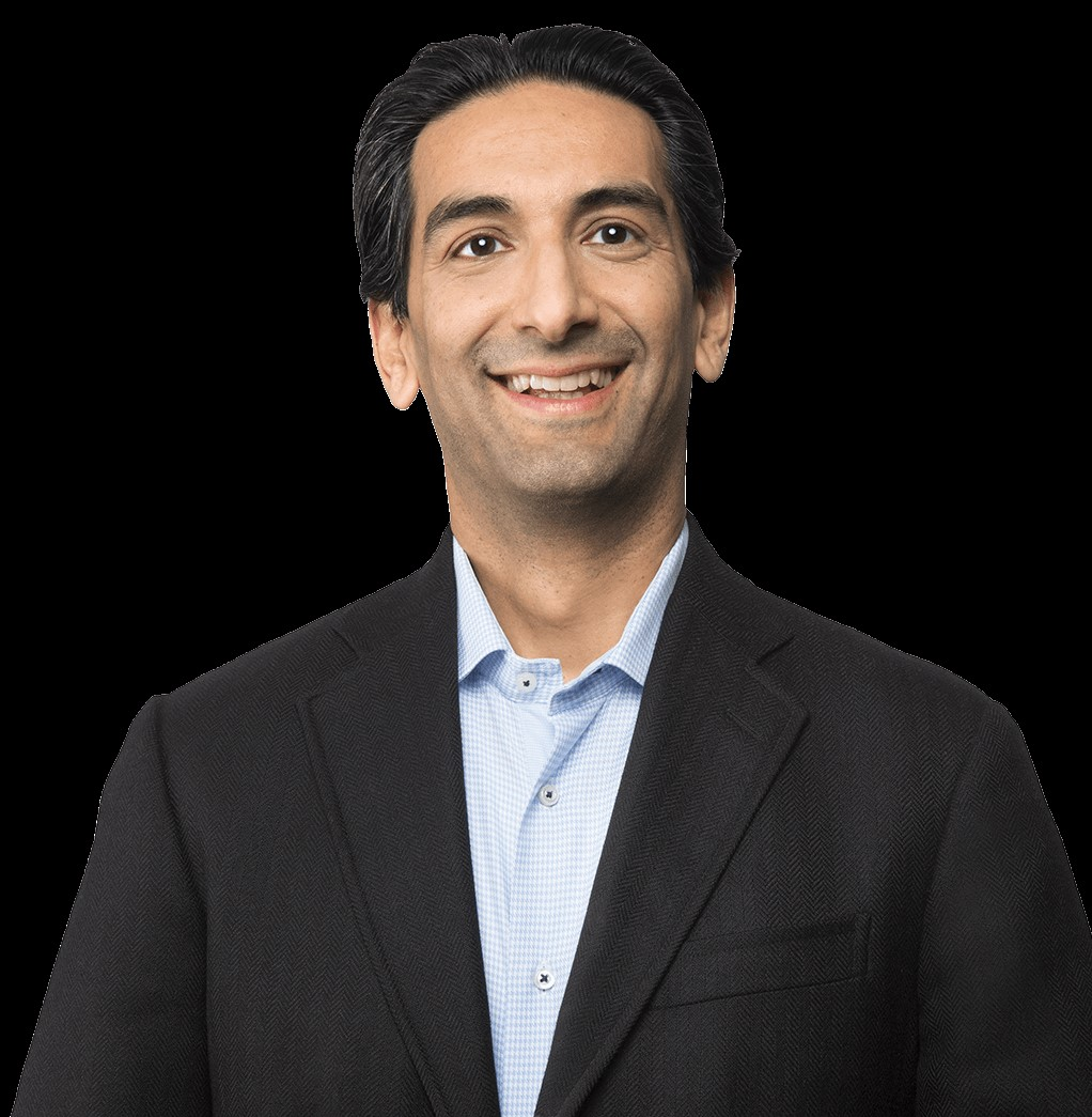 Ishaan Seth, Strategy and Corporate Finance Practice leader per le Americhe e Financial Services Practice manager di McKinsey