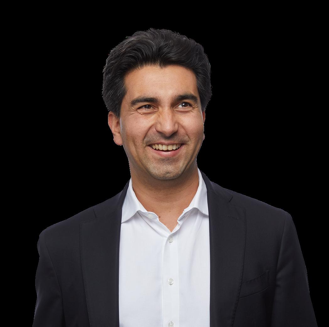 Kapil Chandra,partner di McKinsey