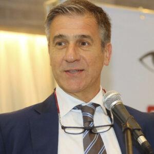Marco Riboli, vice president southern Europe FireEye