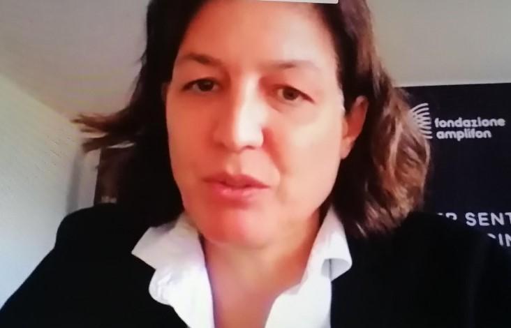 Maria Cristina Ferradini, general manager Fondazione Amplifon