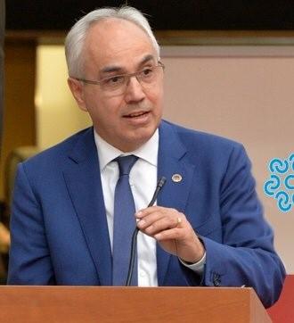 Mario Pozza, presidente di Unioncamere Veneto