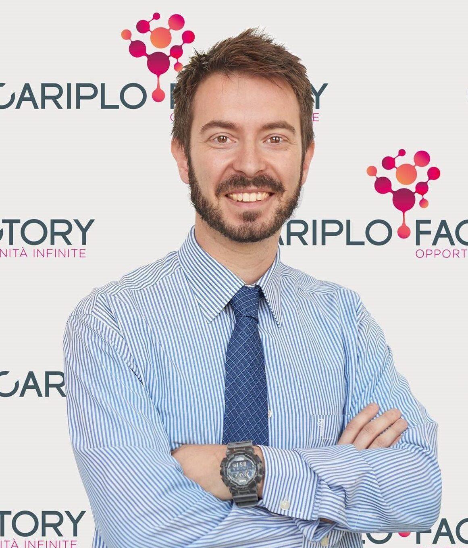 Riccardo Porro_Cariplo Factory