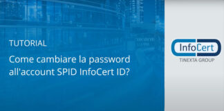 Come recuperare la tua password SPID con InfoCert?