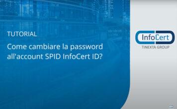 Come recuperare la tua password SPID con InfoCert?