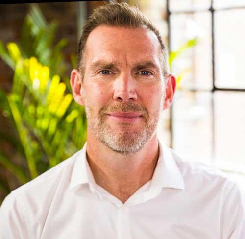 James Morgan, vice president, enterprise, Emea di Juniper Networks