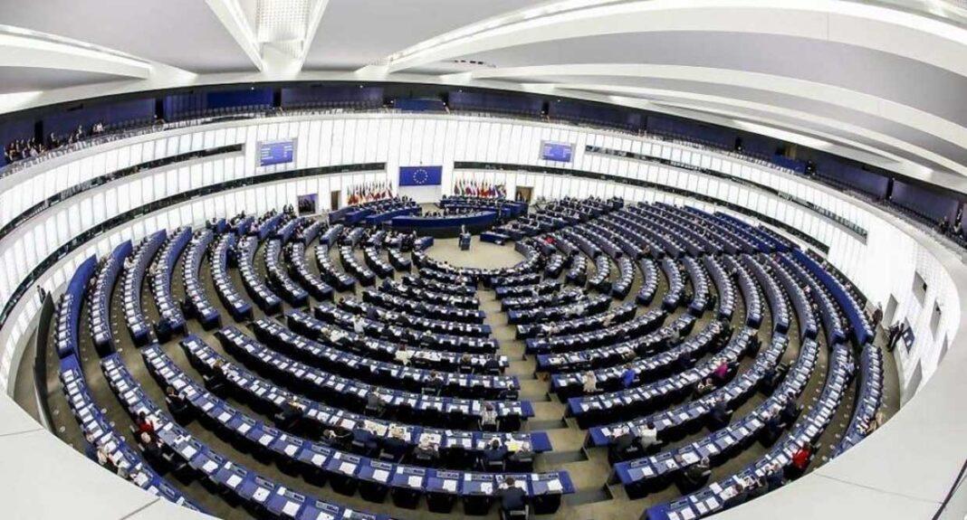 Parlamento Europeo - Big Tech