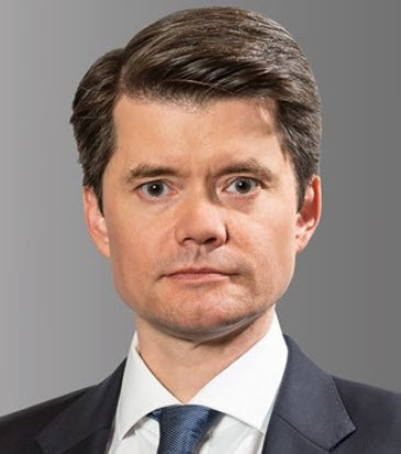 Andreas Weishaar, chief Strategy, Talent, Ict and digital officer, Cnh Industrial