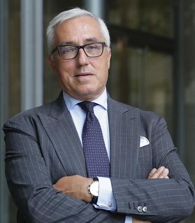 Fabio Benasso, presidente e AD Accenture Italia