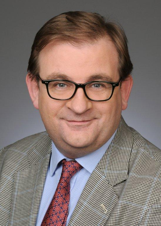 Mark Barnett, presidente di Mastercard Europe