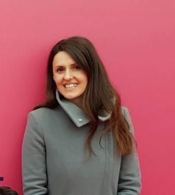 JuljanaHysenbelli,Product Lead Healthcare & Wellbeing di Vodafone