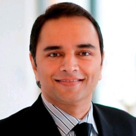 Nadeem Ahmad, senior vice president Technology Strategy di Ntt