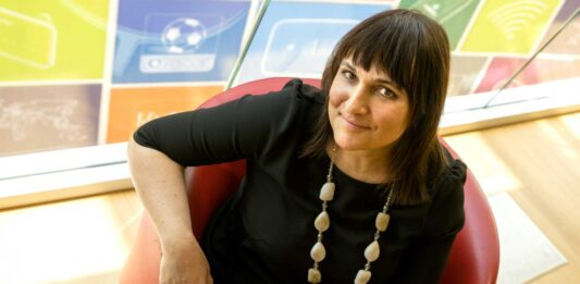 Sabrina Baggioni, 5G Program Director and Head of Business Products & Partnerships Vodafone Italia