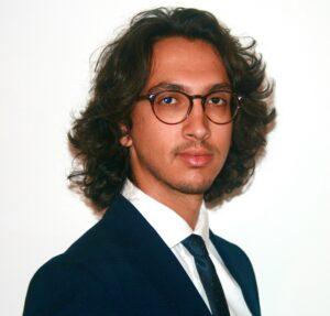 Mattia Martone, co-fondatore dell'istituto di ricerca Pxr Italy