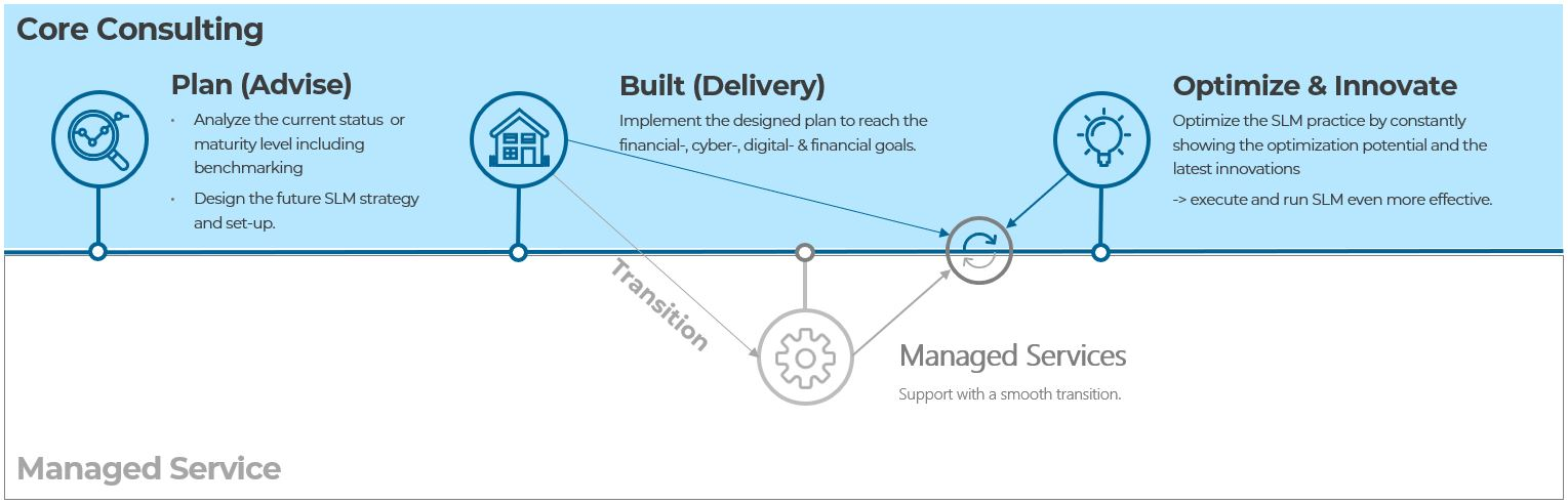 Il modello consulenziale di SoftwareONE nei servizi di SLM