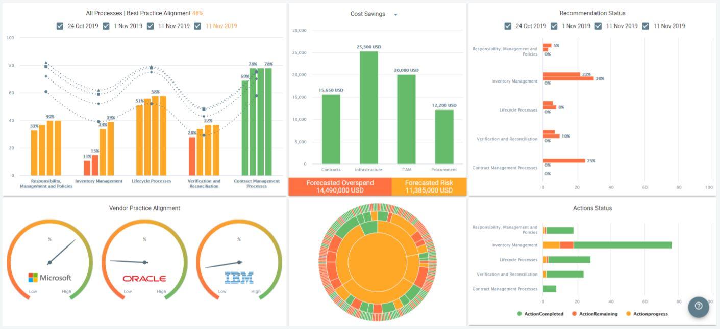 SLM Diagnostic di SoftwareONE - Processi e risultati