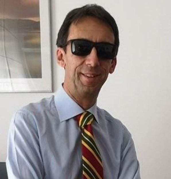 Piergiuseppe Delfino, Cio e Ciso Aubay Italia