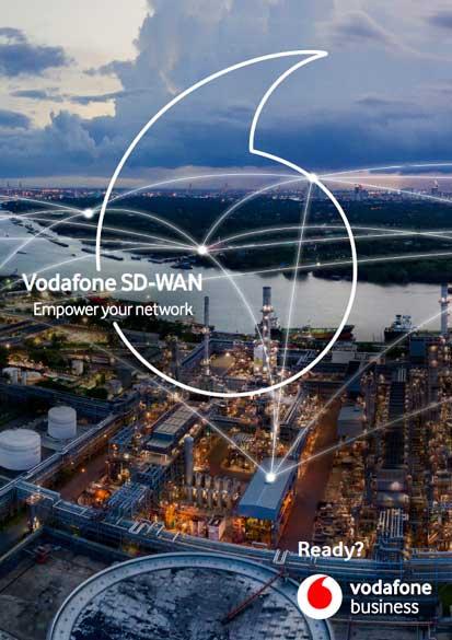 Whitepaper: Vodafone SD-WAN - Empower your network