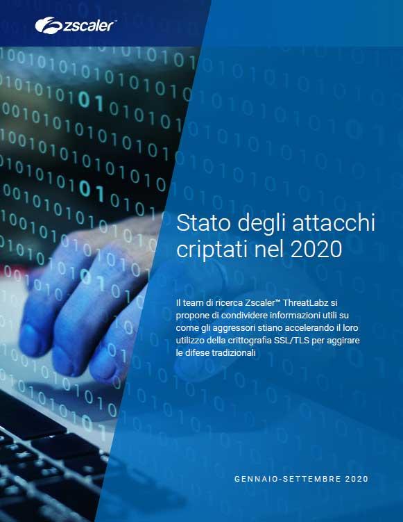 Stato degli attacchi criptati nel 2020