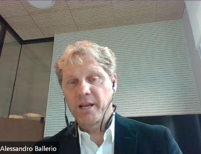 Alessandro Ballerio, amministratore delegato di Elmec Informatica