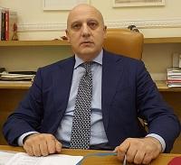 Amedeo Blasotti, direttore amministrativo aziendale di Asl Caserta,