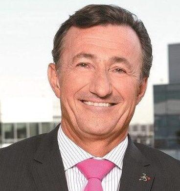 Bernard Charlès, vice presidente e Ceo di Dassault Systèmes
