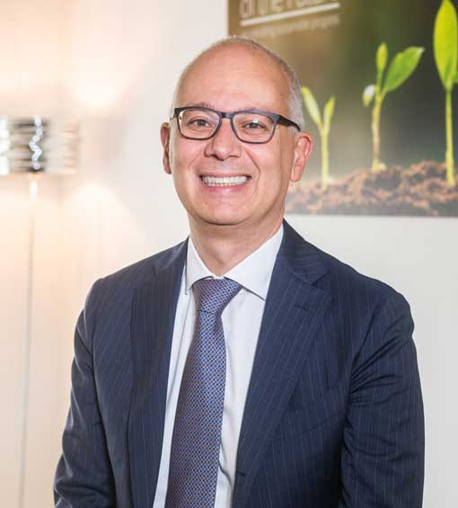 Giuseppe Di Franco, Group executive vice president Atos, global head of Resources & Services e Ceo di Atos Italia