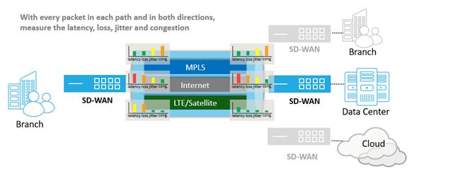 La gestione della virtualizzazione per pacchetto, elemento distintivo di Citrix-SD WAN