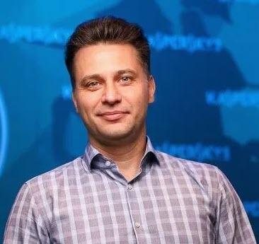Sergey Martsynkyan, head of b2b product marketing di Kaspersky