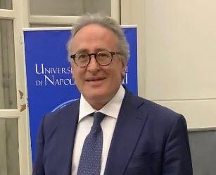 Matteo Lorito, Rettore dell'Università Federico II